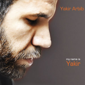 My name is Yakir - Yakir Arbib
