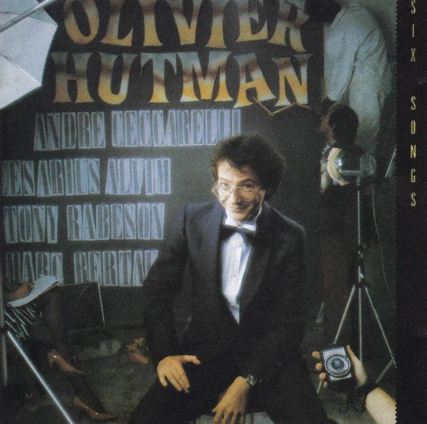 Olivier Hutman - Six songs
