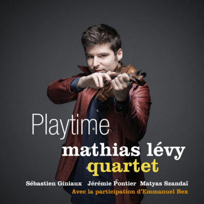 Mathias Levy - Playtime